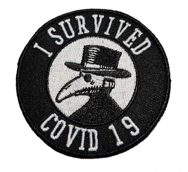 I Survived Covid -19 Patch image 1