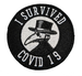 I Survived Covid -19 Patch image 1 preview